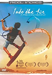 Into the Air: A Kiteboarding Experience