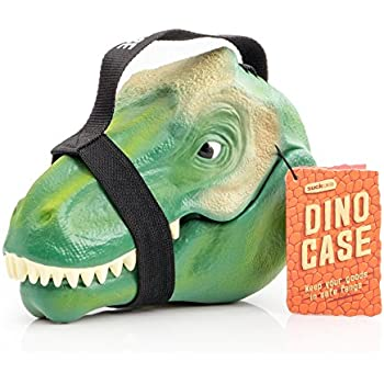 SUCK UK Dinosaur Case, Multicolor