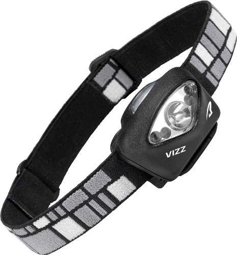Princeton Tec Vizz Headlamp (205 Lumens, Black) ()