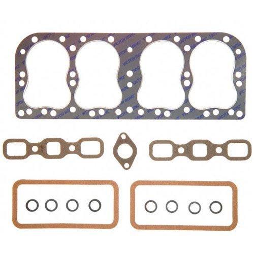All States Ag Parts Gasket Set - Upper Ford 9N 120 8N 2N 8N6051S