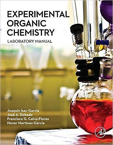 Experimental Organic Chemistry: Laboratory Manual 1, Joaquín