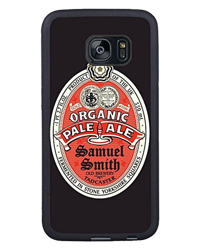 Samuel Smith Pale Ale (Samsung Galaxy S7 Edge Samuel Smith Organic Pale Ale Black Shell Cover Case,Newest Case)