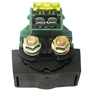 amazon com: caltric starter solenoid relay fits kawasaki 27010-1243  27010-1283: automotive