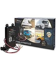 4G GPS-tracker voor auto en voertuigen, Vehicle Finder 1.0 van PAJ GPS, directe aansluiting 10-30 V, nieuwste technologie, wereldwijde live-detectie via app