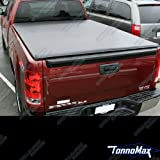 TONNOMAX TC-MLR39 SOFT ROLL UP TONNEAU COVER FOR TOYOTA TUNDRA REG/D-CAB 6.5FT BED 2007-2013