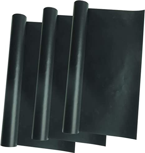 Evelots Oven Liner Non Stick Easy To Clean Extra Large Cut To Fit Reusable Set 3 Kitchen Dining