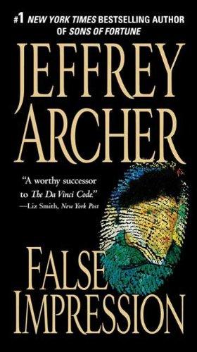 book cover of False Impression