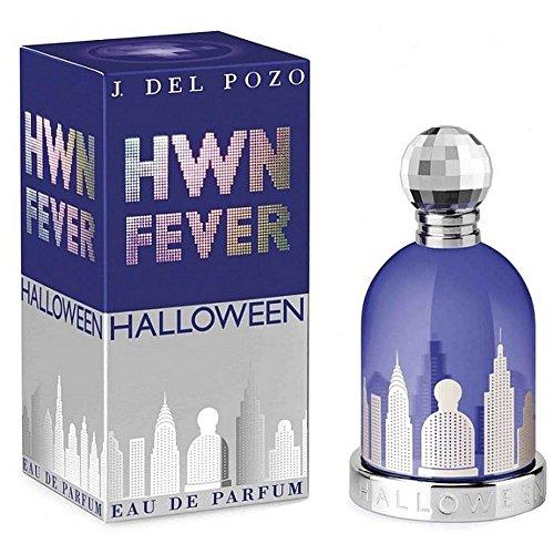 Halloween Discounts (J. Del Pozo Halloween Fever Eau De Parfum Spray for Women, 3.4 Ounce)
