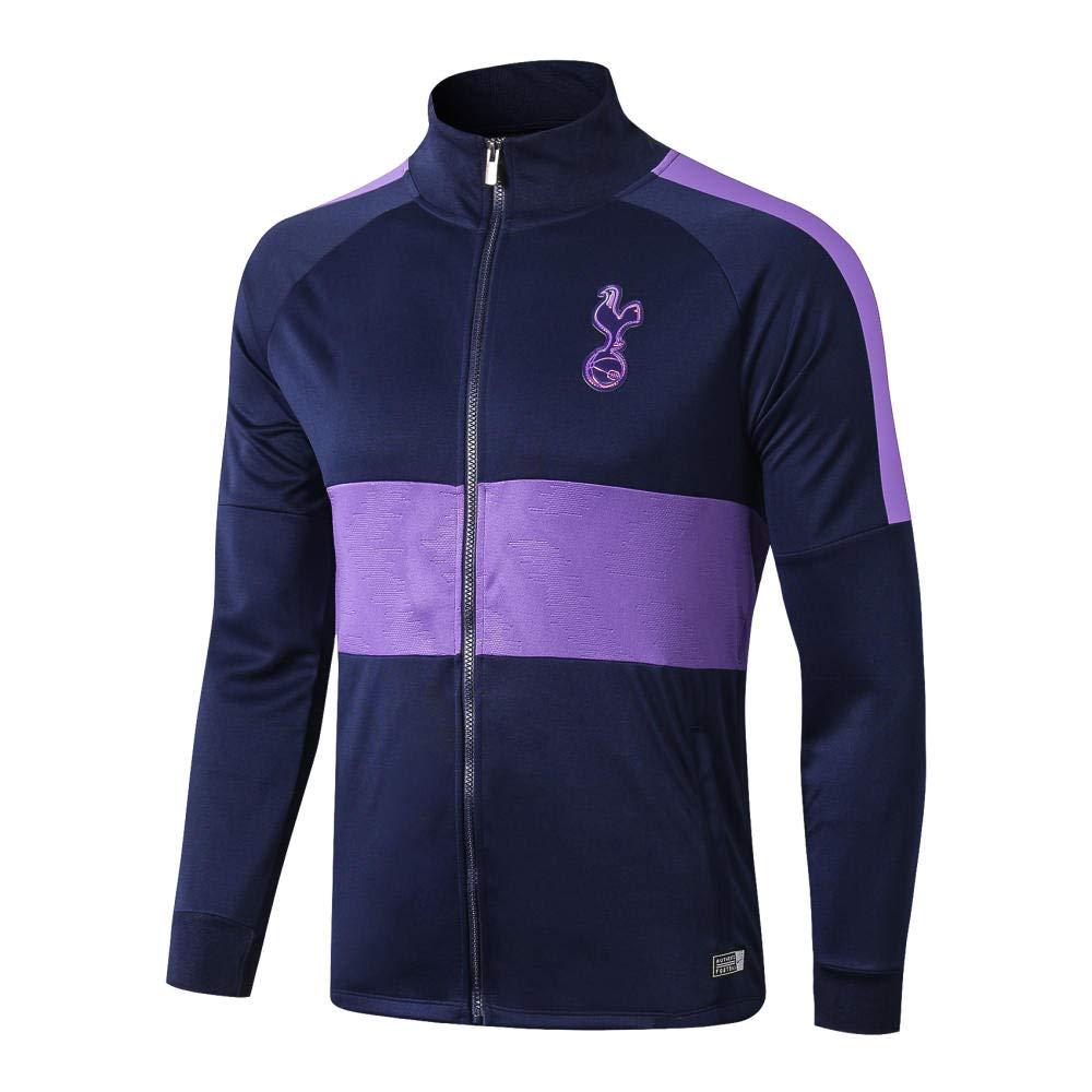 Club 1819 Tottenham Purple Full Zip Chándal de fútbol Conjunto de ...