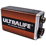 ultralife lithium pp3 9v battery electronics. Black Bedroom Furniture Sets. Home Design Ideas