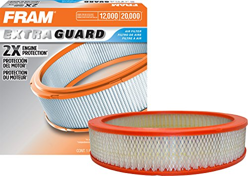 FRAM CA136 Extra Guard Round Plastisol Air Filter