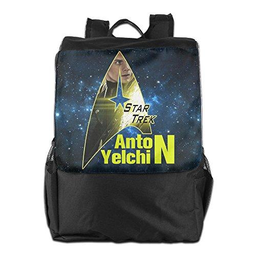 AIJFW Outdoor Travel Bag - American Film TV Actor Unisex Backpack Daypack Bookbags Rucksack Sports