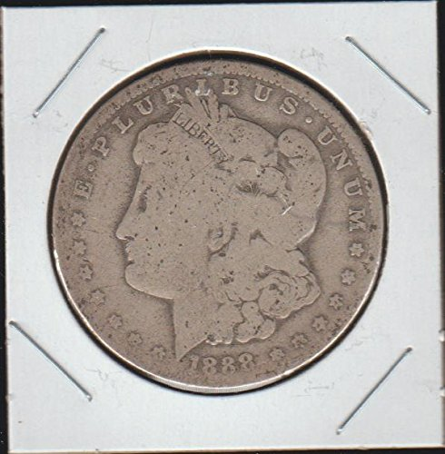1888 O Morgan (1878-1921) $1 Very Good