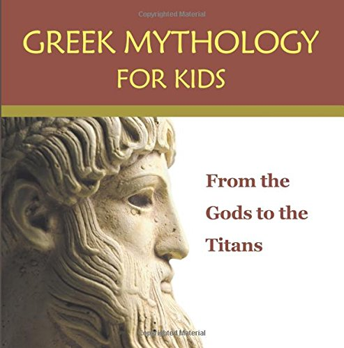 Greek Mythology Kids Gods Titans