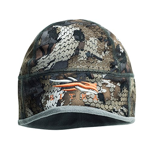 SITKA Gear Dakota Windstopper Beanie Optifade Timber One Size Fits All ()