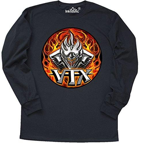 inktastic Long Sleeve T-Shirt Large Black - WickedApparel by Michael Spano 1eea9