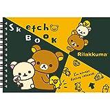 【リラックマ】ミニスケッチブック(19201) maruman
