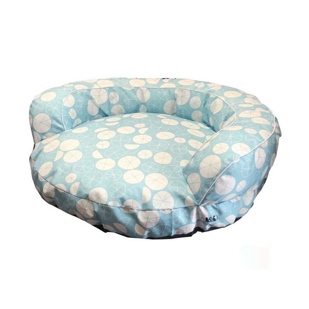 A M.30x20x92cmJlxl Dog Bed, Short Plush Four Season Warm Mat For Sofa Shape Pillow Nonslip Washable Oversized Nest (color   B, Size   L.33x20x122cm)