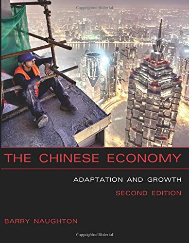 The Chinese Economy (MIT Press): Adaptation and Growth (The MIT Press)