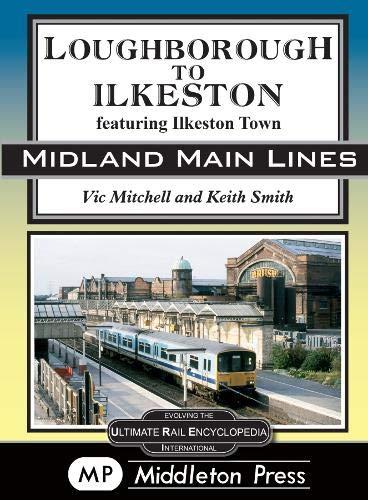 Loughborough To Ilkeston: featuring Ilkeston Town