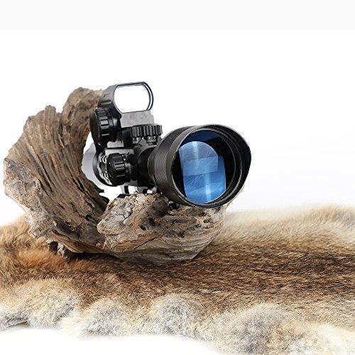 Used, Terminus Optics SR1 4-12x50EG Illuminated Optics Sight for sale  Delivered anywhere in USA