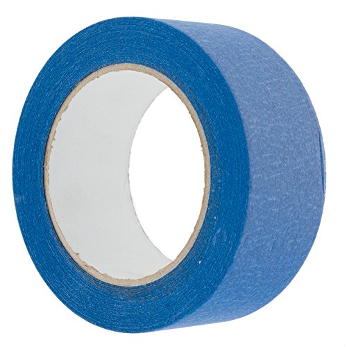 Coral 71503 Easy Blue Masking Tape for Indoor and Outdoor use 2 inch 50M roll