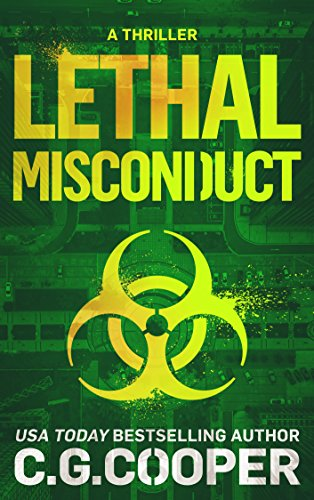 0.5' Twist - Lethal Misconduct (Corps Justice Book 6)