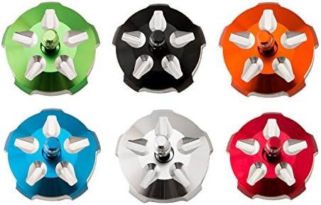Tusk Billet Aluminum Gas Cap KAWASAKI KFX 450R 2008-2014 kfx450r fuel cap