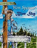 Blue Sky by Wen Spencer front cover