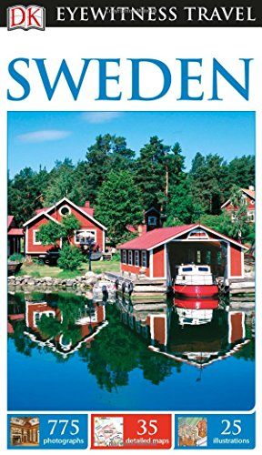 DK Eyewitness Travel Guide: Sweden