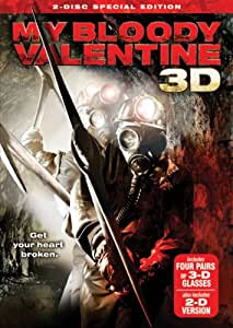 My Bloody Valentine 3D (Two-disc special edition)