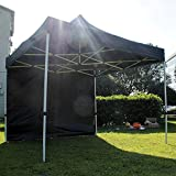 Goutime Sidewall for 10x10 Straight Leg Canopies, 1 Panel