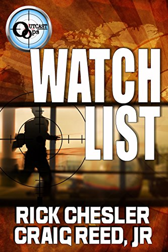 OUTCAST Ops: Watchlist (OUTCAST Ops Series Book 5) Series Spearguns