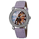 Disney Rhinestone Hannah Montana Girls' Watch DSTW002 Miley Cyrus