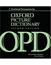 Oxford Picture Dictionary, Second Edition: Overhead Transparencies