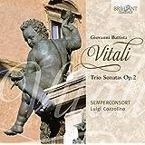 Vitali: Trio Sonatas Op.2