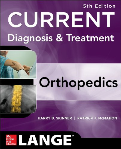 CURRENT Diagnosis & Treatment in Orthopedics, Fifth Edition (LANGE CURRENT Series) Pdf