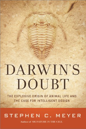 Darwin's Doubt: The Explosive Origin of Animal Life and the Case for Intelligent Design cover