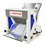 American Eagle Food Machinery AE-BS06-3/4 Bread Slicer gravity assisted style, 3/4'' slice, 1/4 hp, loaf max length 15 1/4''