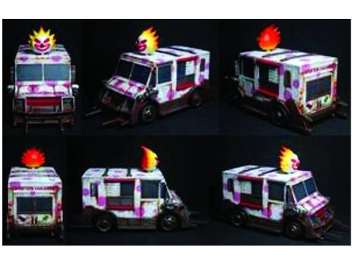 NKOK Twisted Metal Sweet Tooth Ice Cream Truck RC