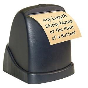 Zip Notes Executive Dark Blue Battery-Operated Dispenser (0023)