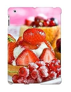 Jesfzk-2478-slniudc Fruit Tarts Protective Case Cover Skin/ipad 2/3/4 Case Cover Appearance