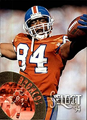1994 Select #34 Shannon Sharpe - NM-MT