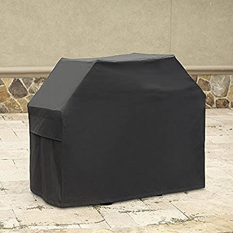 Heavy Duty Waterproof BBQ Pro Grill Cover Gas Outdoor Smoke Charcoal Barbecue Covers 54