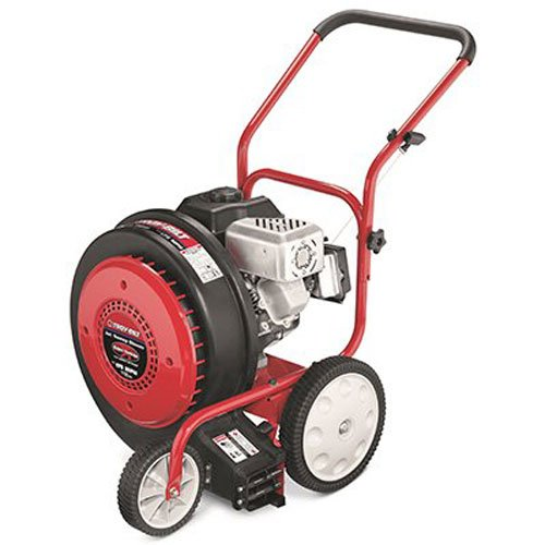 Troy-Bilt TB672 208cc Jet Sweep Wheeled Leaf Blower