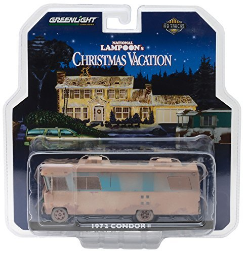 Greenlight HD Trucks Series 10 - National Lampoon's Christmas Vacation 1972 Condor II (Ornaments 1972 Christmas)