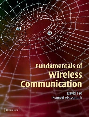 - Fundamentals of Wireless Communication