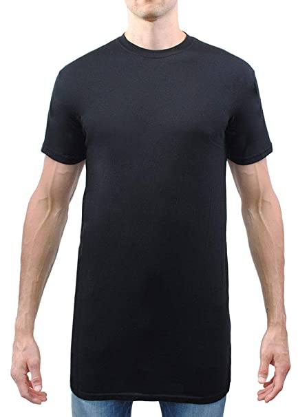 02589463afe5 Amazon.com: Have It Tall Men's Tall Extra Long Blend T Shirt: Clothing