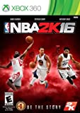 NEW NBA 2K16 (Microsoft Xbox 360, 2015)