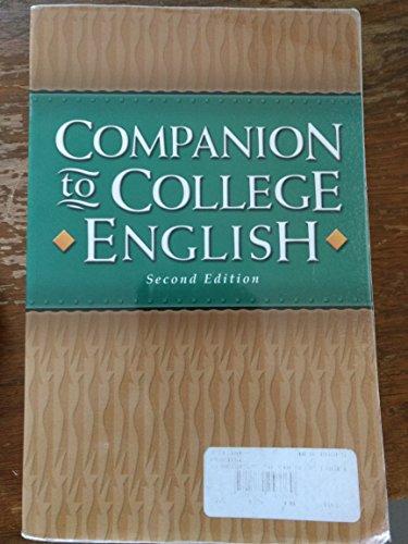 Companion to College English